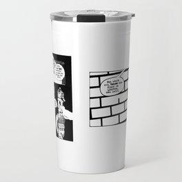 """Split Chase"" Travel Mug"