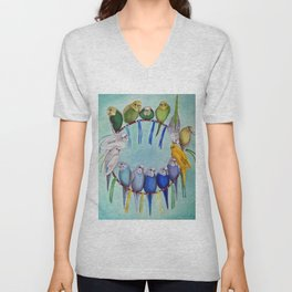Joycatcher Unisex V-Neck