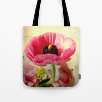 bohemian Tote Bags featuring Bohemian by Olivia Joy StClaire