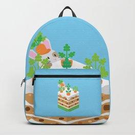 Carrot Cake Backpack