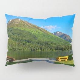 Summit Lake - Kenai Peninsula, Alaska Pillow Sham
