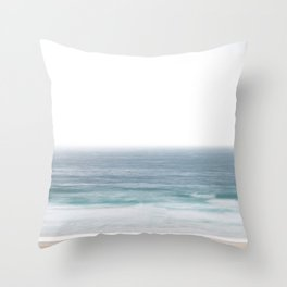 Beach dream Throw Pillow