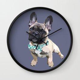 Frenchy Wall Clock