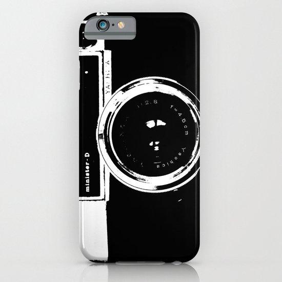 Camera iPhone & iPod Case
