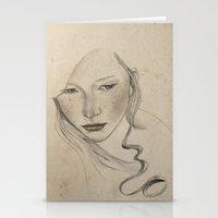 30 rock Stationery Cards featuring 30 by Shoko Yanagisawa