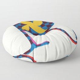 r is for rockstar Floor Pillow