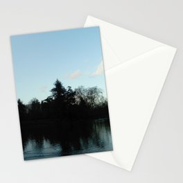 Nature, landscape and twilight 4 Stationery Cards