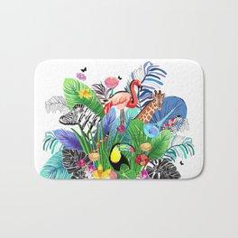 Tropical Paradise 001 Bath Mat