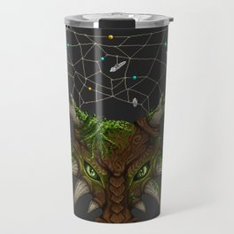 Forest Guardian Dark version Travel Mug