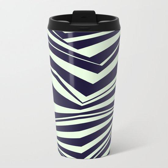 Fracture Metal Travel Mug