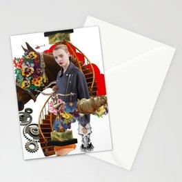 Like a Horse by Lenka Laskoradova Stationery Cards