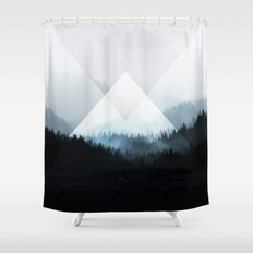Woods 5Z Shower Curtain