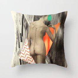 umbrage Throw Pillow