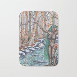 Tree Nymph Bath Mat