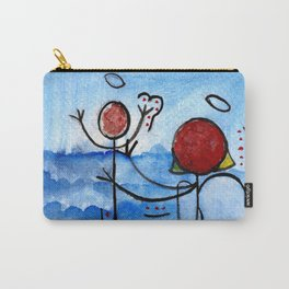 #cagsticks ''The birth of Jesus'' Carry-All Pouch