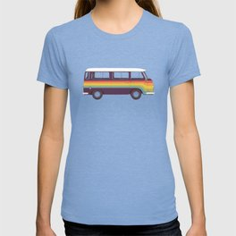 Van - Rainbow T-shirt