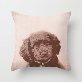 Custom Cory Throw Pillow