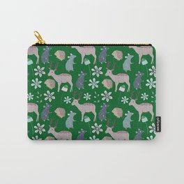 Wild wood Carry-All Pouch