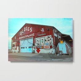 OLDIES Metal Print