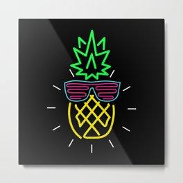 Pine For You Metal Print