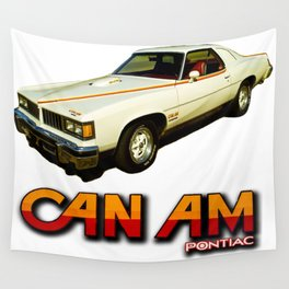 Can Am Crazy Wall Tapestry
