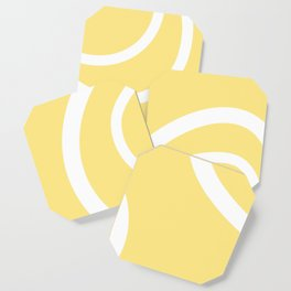 HELLO YELLOW - GRAPHIC 1 by MS Coaster