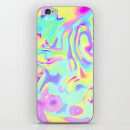 Constructive character Trippy iPhone Skin