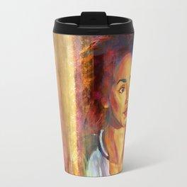 Bill and The TARDIS Travel Mug