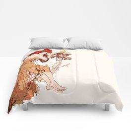 Mucha Comforters