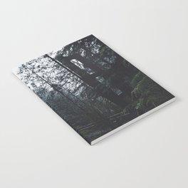 Forest Bridge Notebook