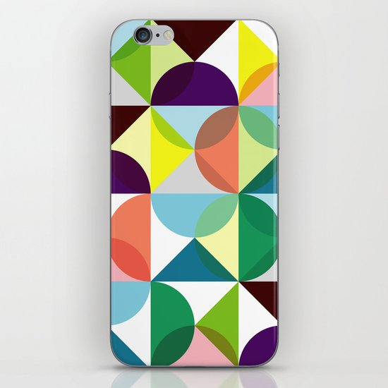 Geometry for Modern Houses (2010) iPhone & iPod Skin