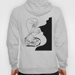 Two Ghosts Hoody