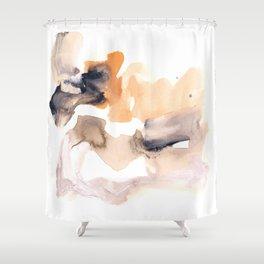 hang loose II Shower Curtain