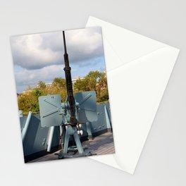 20 mm Anti-Aircraft Machine Gun Stationery Cards