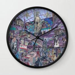 The Mall Wall Clock