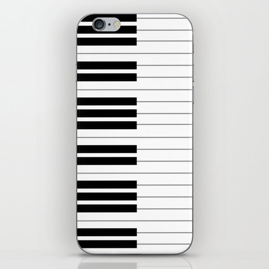 """Chopin - Prelude Op. 28 No. 15 """"Raindrop"""" iPhone & iPod Skin"""