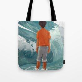 Son of Poseidon - Whirlpool Tote Bag