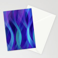 Abstract background G143 Stationery Cards