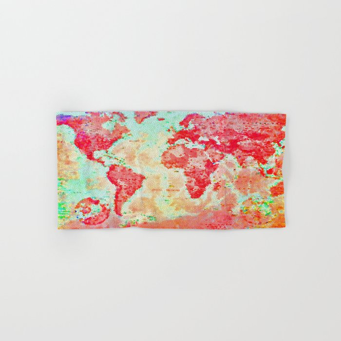 Oh, The Places We'll Go... Hand & Bath Towel