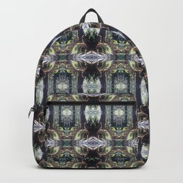 """forest """"troll"""" in the snow #2 pattern Backpack"""