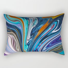 Magical Wood Rectangular Pillow