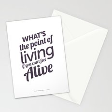 What's the point Stationery Cards