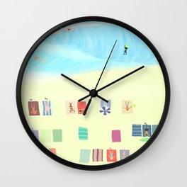 summer dream- I feel like we don't belong here Wall Clock