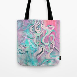 Tempest II (colour variant) Tote Bag