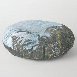 Pacific Northwest Floor Pillow