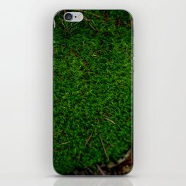 Bossy Mossy iPhone Skin