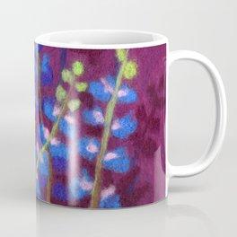 Lupines Coffee Mug