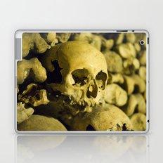 Wall of Bones Laptop & iPad Skin
