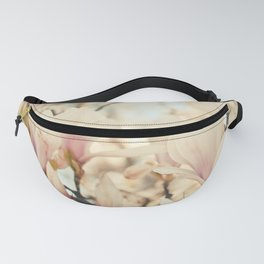 Magnolia and Cream Fanny Pack
