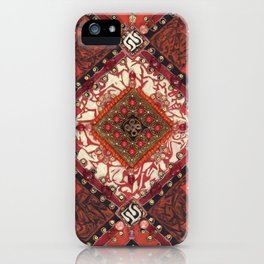 Tribal Warmth iPhone Case